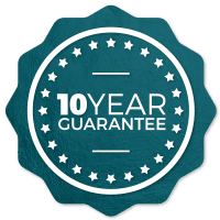 10 year maintenenace guarantee from Gray's Mechanical